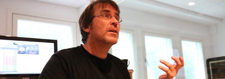 Lyd- og musikkproduksjon Jørund Fluge Samuelsen