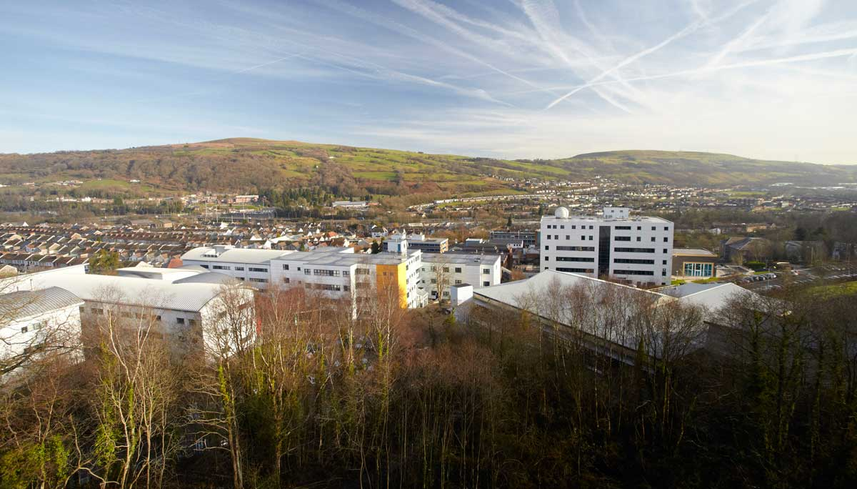 Bachelor i utlandet, university of south wales