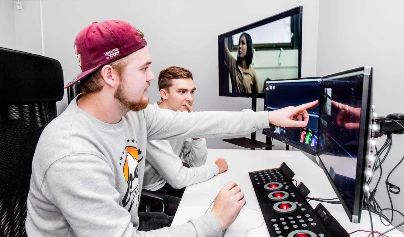 Filmproduksjon Oslo
