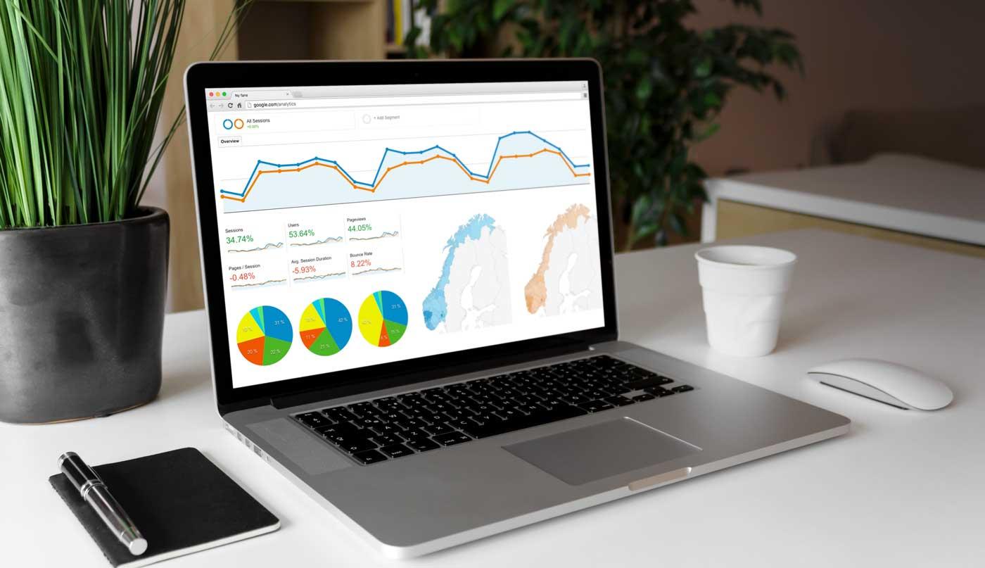 Digital markedsføring utdanning på nettstudier