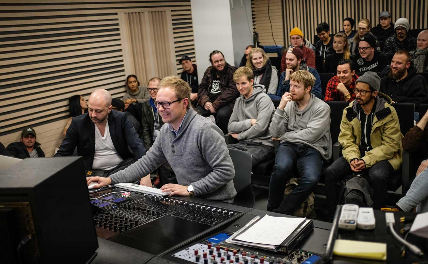 Lyd- og musikkproduksjon