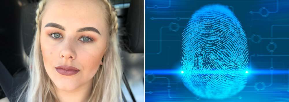 Nettdetektiv Mia Landsem