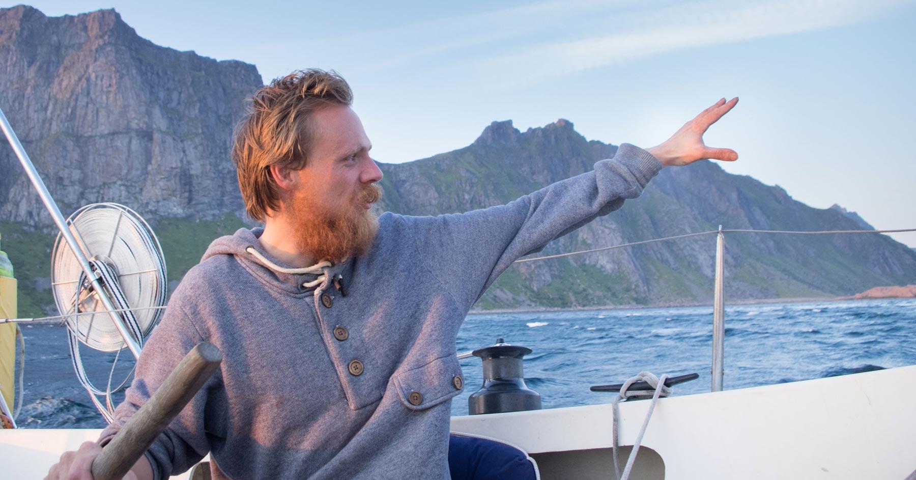 Andreas Marius Steffensen, nettstudier, frontend-utvikling