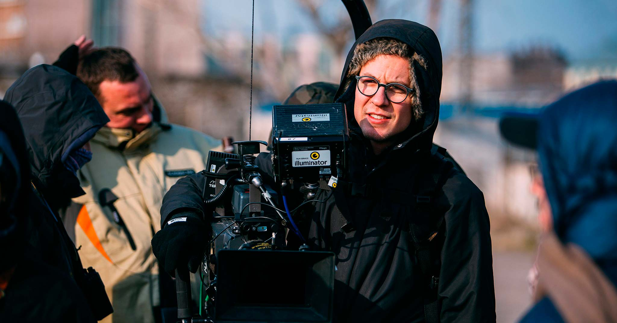Benjamin Loeb, filmproduksjon
