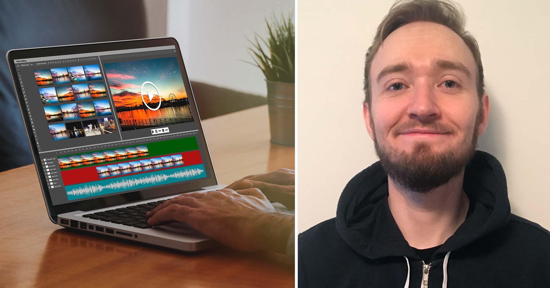 Øyvind Brennum, Nettstudier