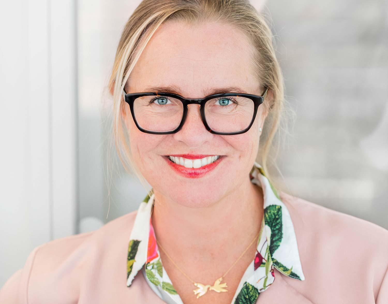 Beathe Due, pro-rektor Noroff