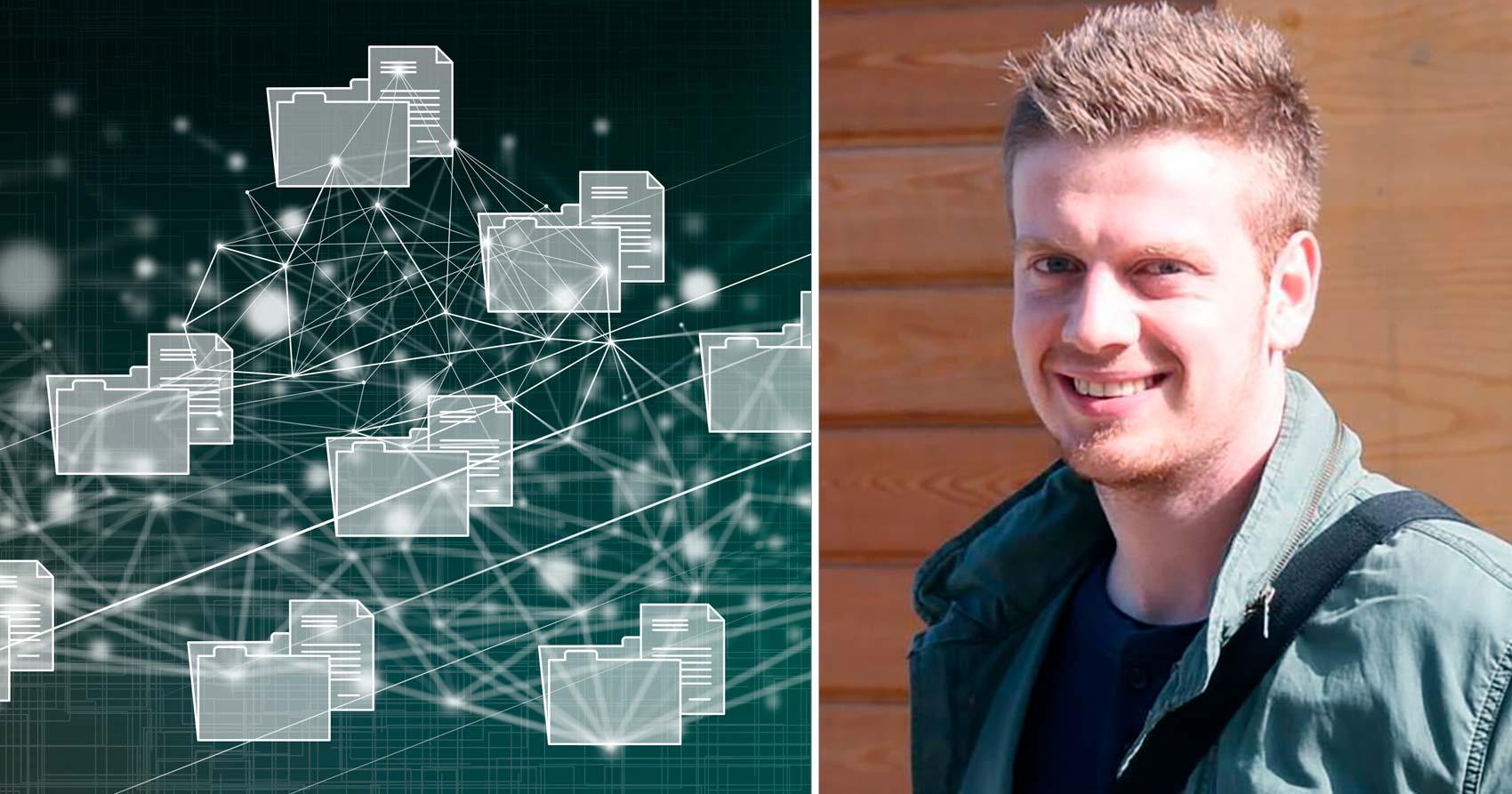 Erik David Marten oppdaget sikkerhetshull i FTP