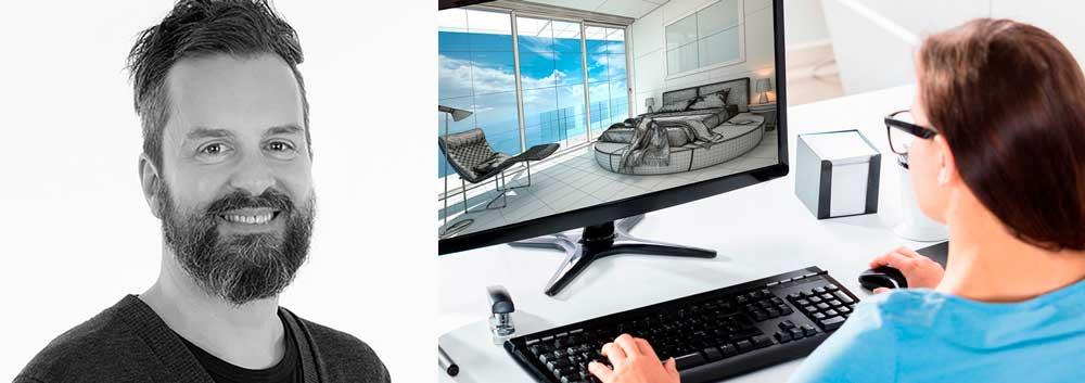 Sturla Fanebust Ås - nettstudier, 3D design og animasjon