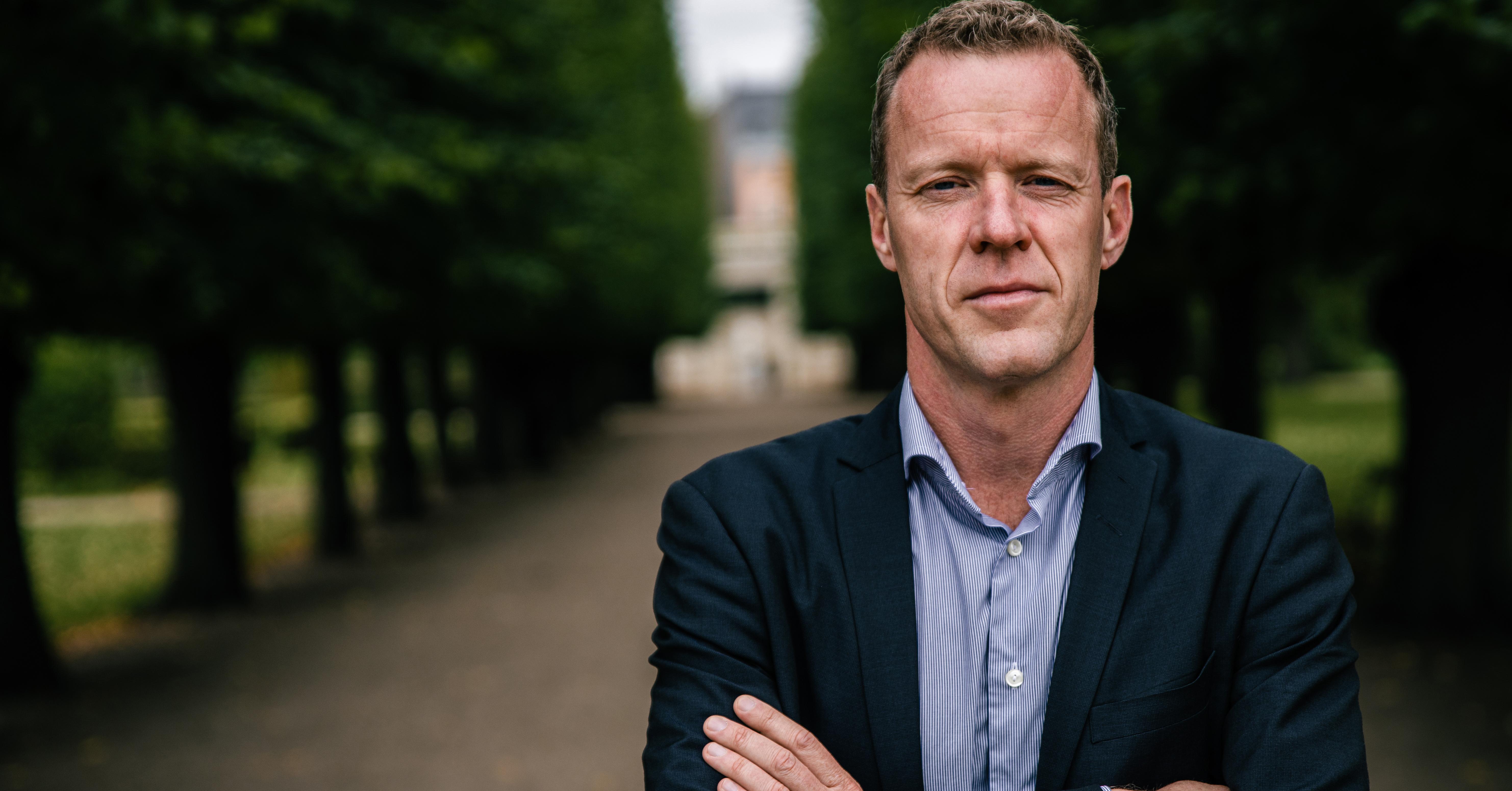 Christian Stavik, Berlingske media, København, Noroff