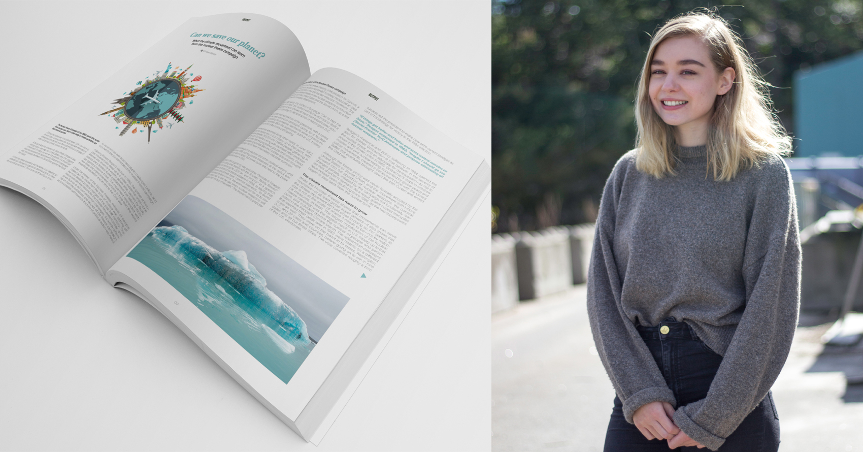 grafisk design, Therese Reinhardtsen, Noroff