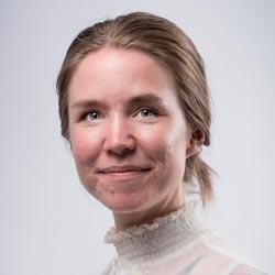 Anette Lien, student digital markedsføring