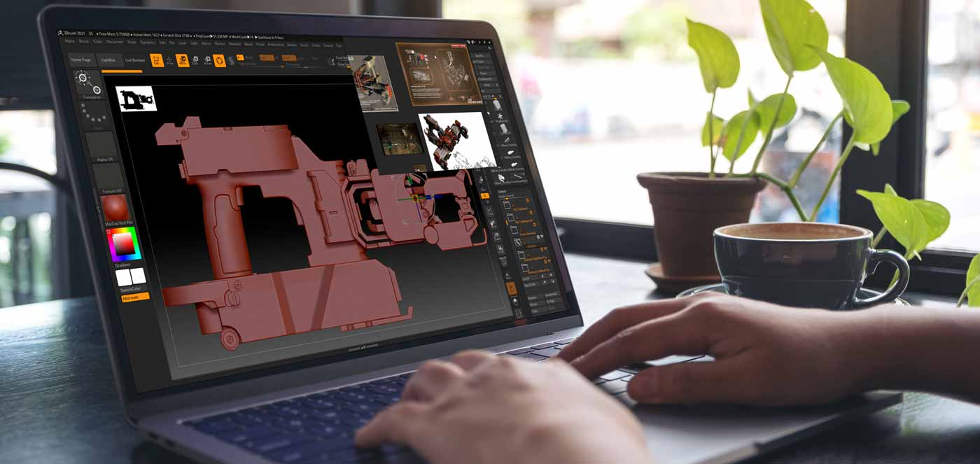 3D design og spillteknologi - Interaktiv, utdanning