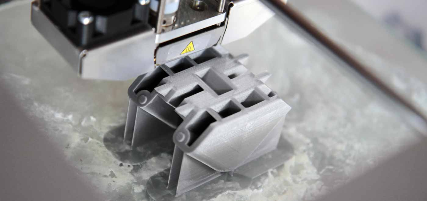 Digital prototyping, 3D-printing