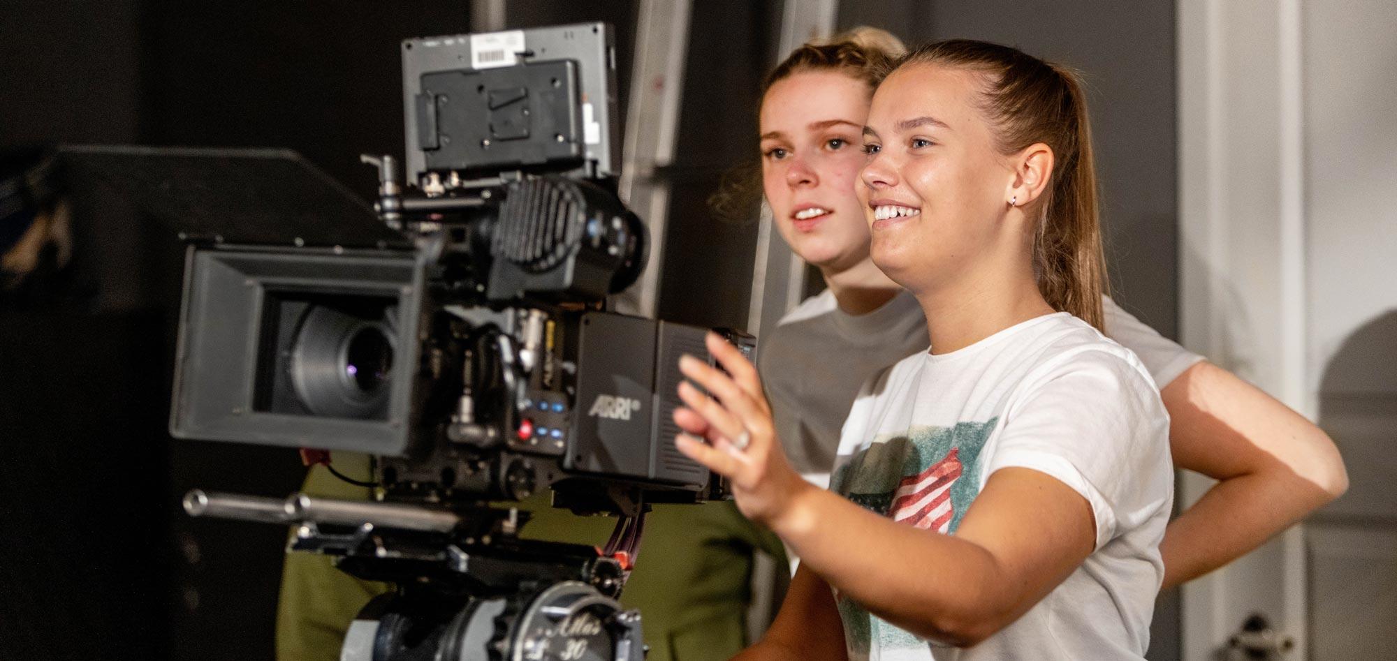 Film prodution, vocational education