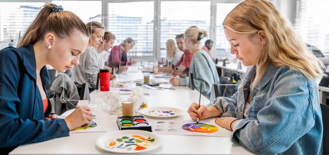 Graphic Design study programs in Norway