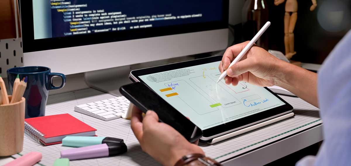 UX design study programme online