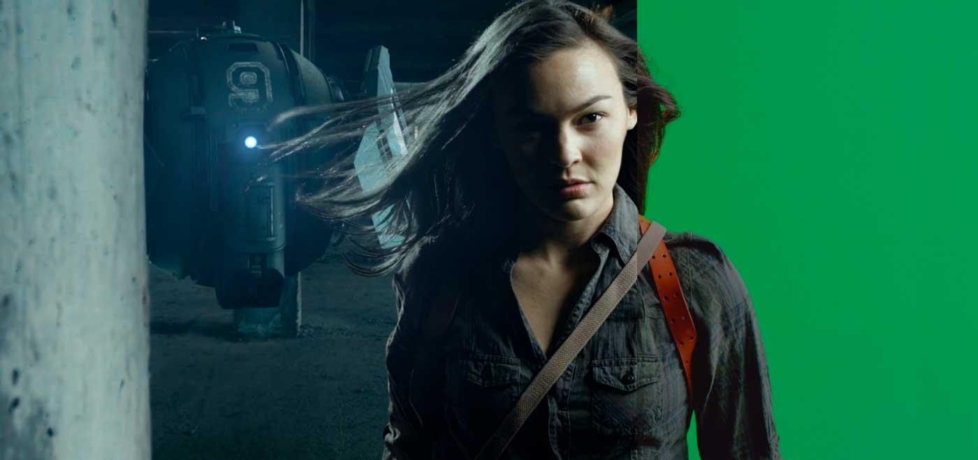 VFX - visuelle effekter, utdanning